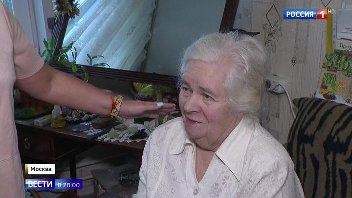 Тайна похищения московской пенсионерки: полиция проверяет странное дело