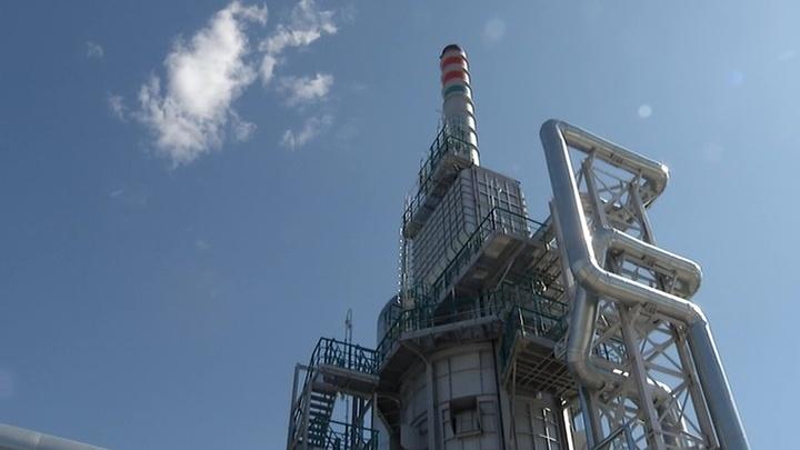 """""""Сибур"""" запустил новую установку по производству сырья для нефтехимии в Перми"""