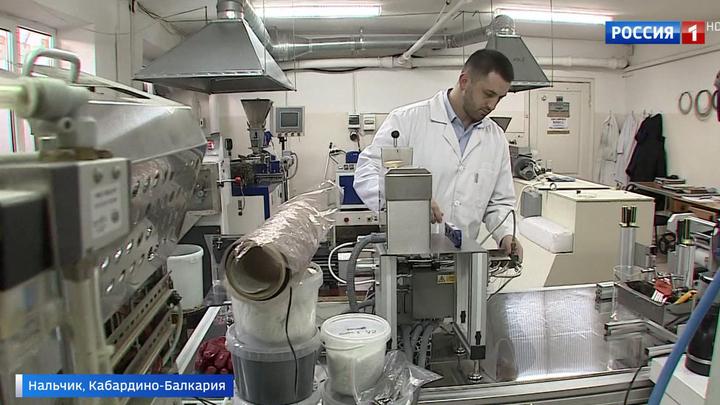 В Нальчике производят пластик, который можно использовать в самолетостроении