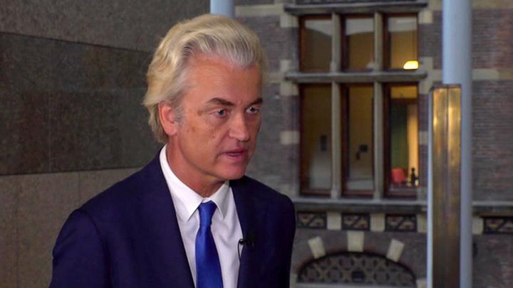 Герт Вилдерс: ЕС - это монстр, и я хочу бороться с ним изнутри