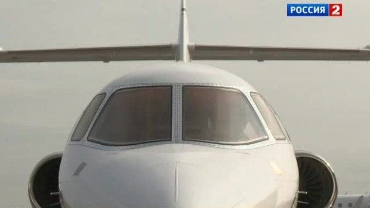 Смотр бизнес-авиации