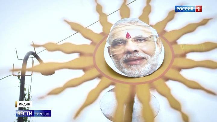 Путин провел телефонный разговор с премьер-министром Индии Нарендрой Моди