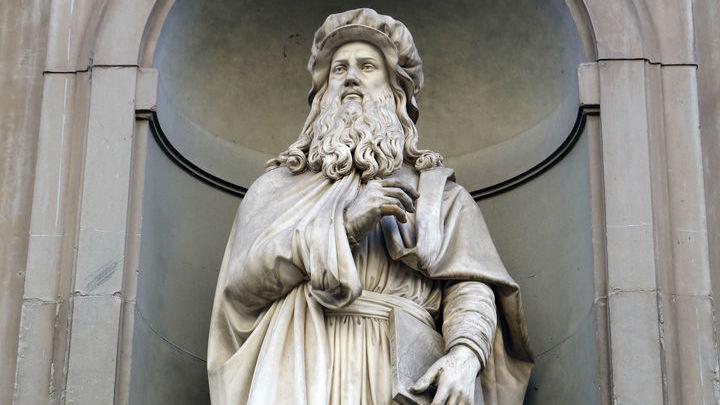 Учёные поставили необычный диагноз титану Возрождения Леонарду да Винчи.