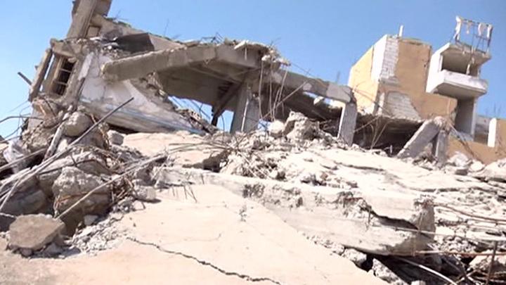 Amnesty International: Ракка в руинах, а США скрывают гибель мирных жителей