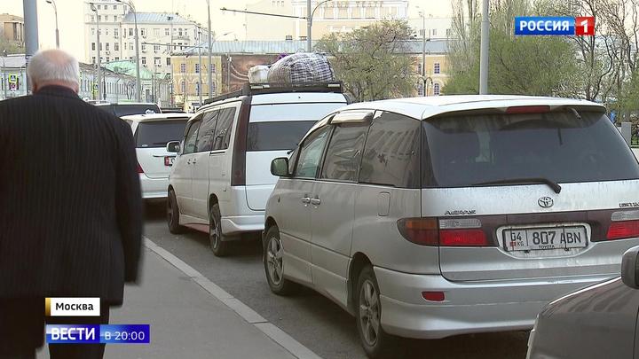 В Москве появился еще один международный автовокзал - нелегальный