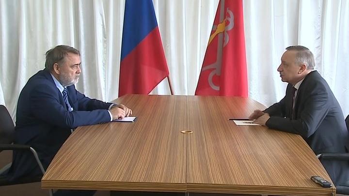 Беглову предложили участвовать в выборах губернатора, он согласился