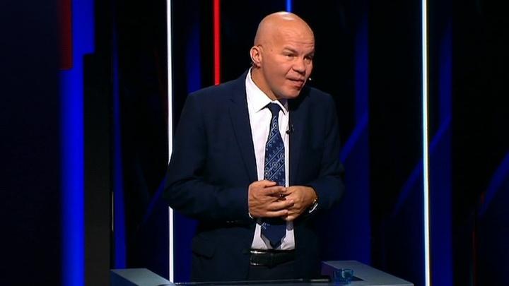 Вечер с Владимиром Соловьевым. Эфир от 27 мая 2019 мая