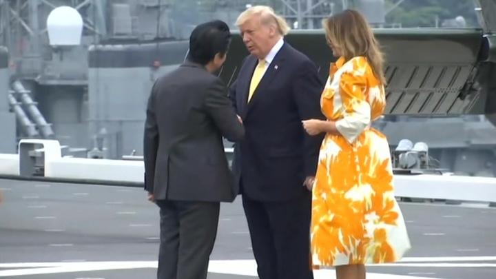 Дональд Трамп уговорил японцев на новую сделку по F-35