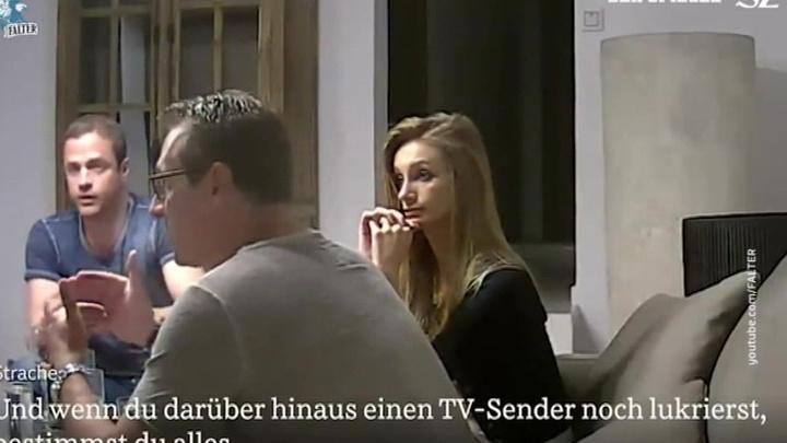 Кризис в Австрии: племянницу русского олигарха сыграла боснийская студентка