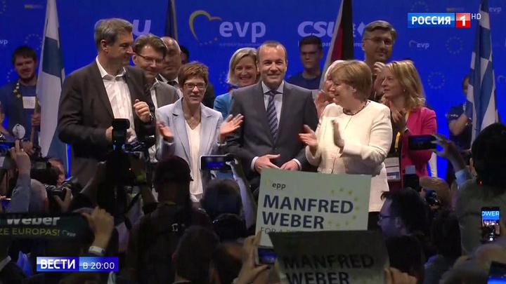 В Брюсселе выбирают руководство Евросоюза
