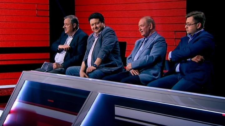Вечер с Владимиром Соловьевым. Эфир от 28 мая 2019 года