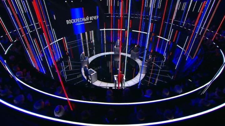Вечер с Владимиром Соловьевым. Эфир от 3 июня 2019 года
