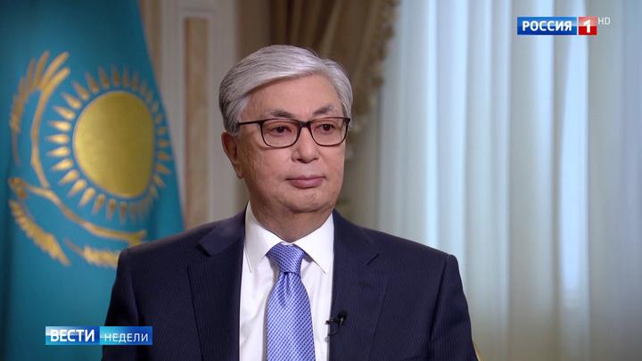 Президент Токаев рассказал, каким видит будущее Казахстана