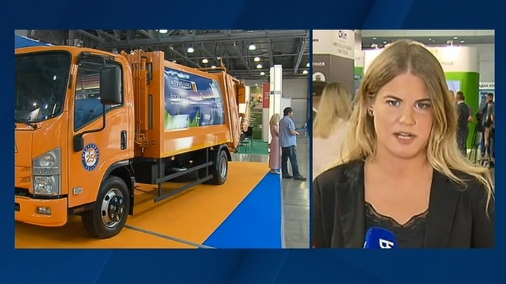 Отходы в доходы: переработку мусора обсуждают на международной выставке в Москве