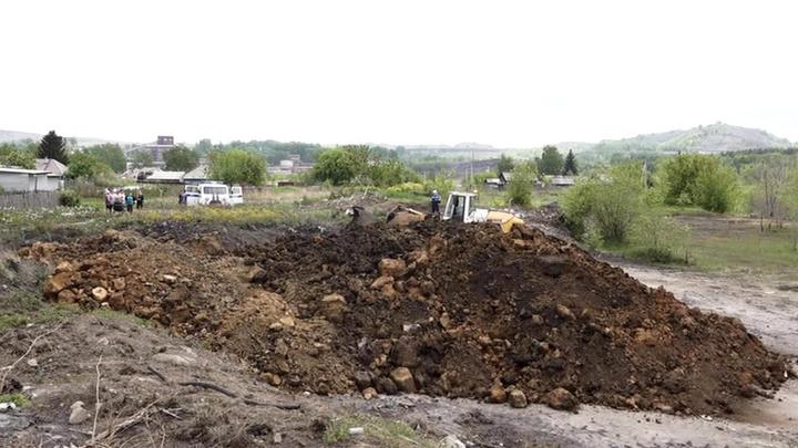 Дым из-под земли: закрытая шахта в Киселевске напомнила о себе самовозгоранием