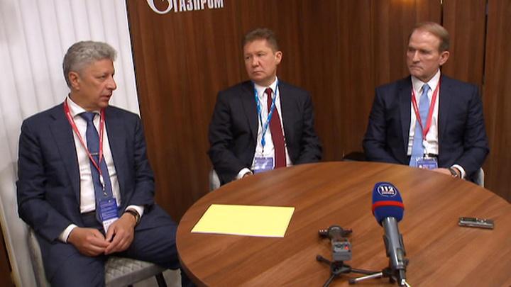 """""""Газпром"""" готов продавать Украине газ со скидкой - дело за Киевом"""