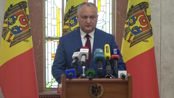 Молдавия преодолела парламентский кризис