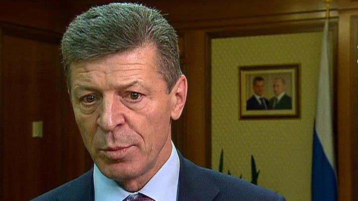 Дмитрий Козак дал оценку действиям бывших властей Молдавии