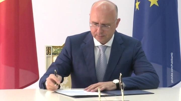 В Молдавии возникло двоевластие