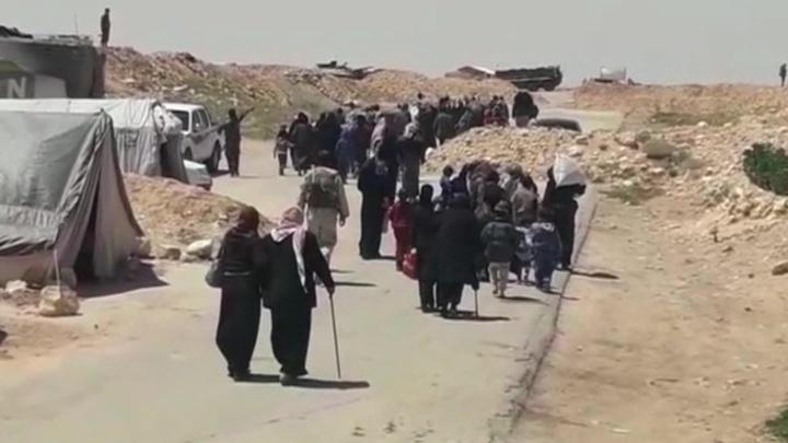 Сирия возвращается к жизни: беженцы нашли приют в Хомсе