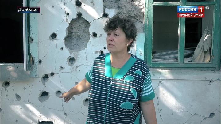 60 минут. В Донбассе начались чудовищные артобстрелы