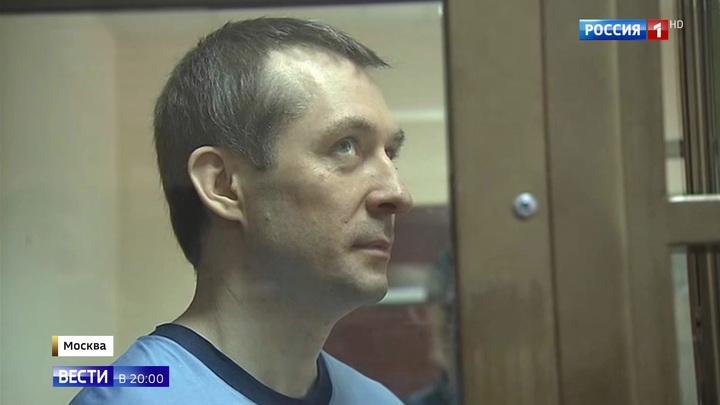 Тринадцать лет тюрьмы, лишение звания и наград. Суд вынес приговор полковнику Захарченко