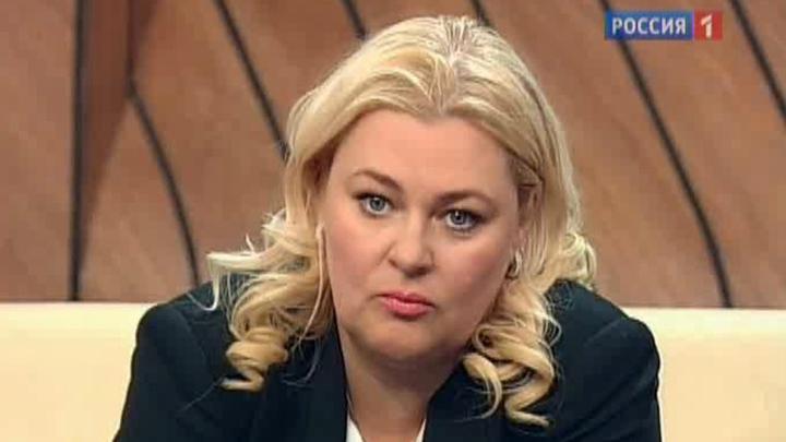 Адвокат Виктория Данильченко.
