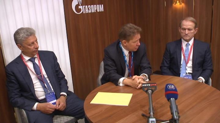 На Украине обрушились на Медведчука и Бойко за визит в Москву
