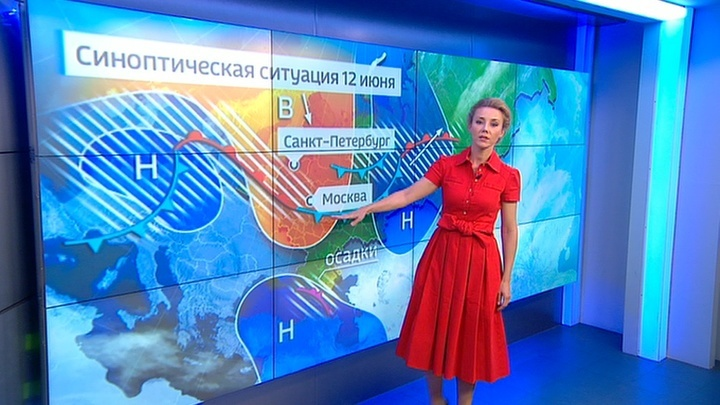 """Погода 24"": будет ли передышка от жары"