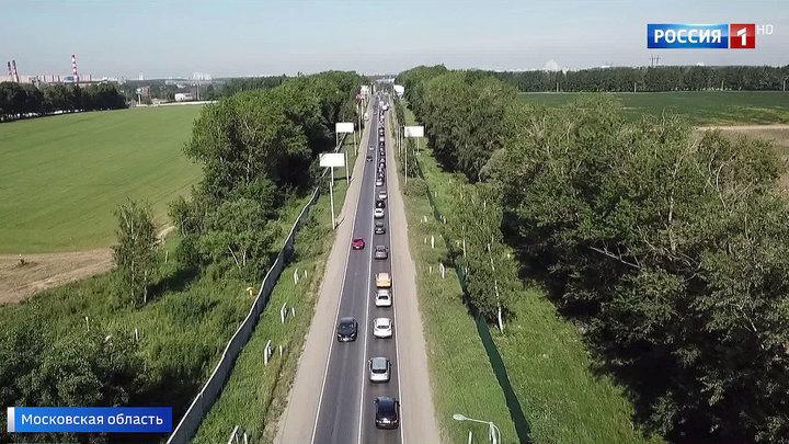 Как проехать в Москву: Володарское шоссе не справляется
