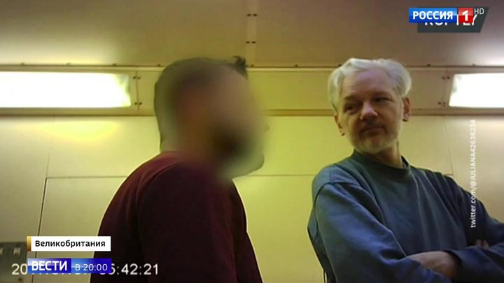 В ООН считают преследование основателя WikiLeaks психологической пыткой
