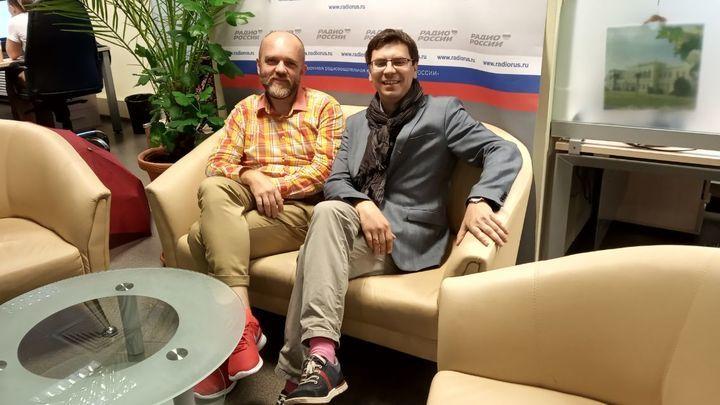 Дмитрий Конаныхин и Андрей Жуковский