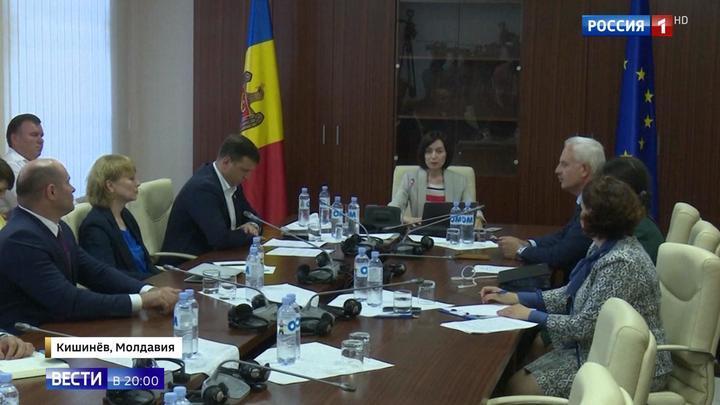 Молдавия: Додон победил Плахотнюка. Но демократы не сдаются