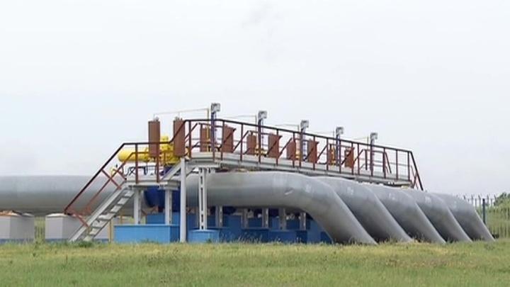 Украина рискует остаться без газа