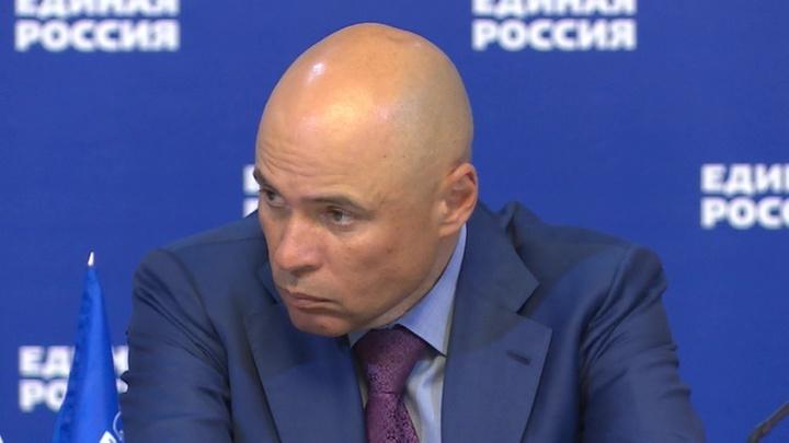 """Игорь Артамонов идет в губернаторы от """"Единой России"""""""