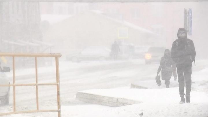 Июньская зима пришла к жителям Ямала и Нового Уренгоя