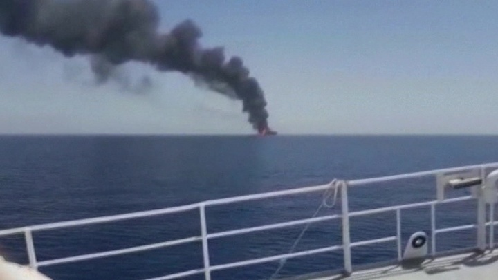 Иран заявил об американском беспилотнике, замеченном незадолго до инцидента с танкерами