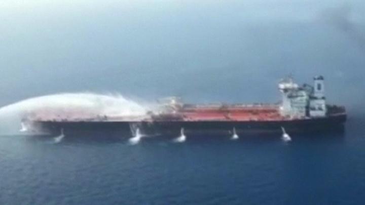 Корбин осудил позицию властей по инциденту с танкерами