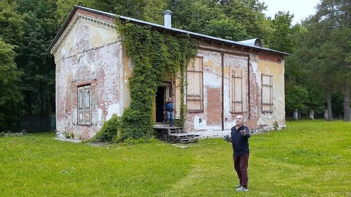 Кривякино. Домовая церковь в память иконы Грузинской Божьей Матери. Фото С.Буловацкой