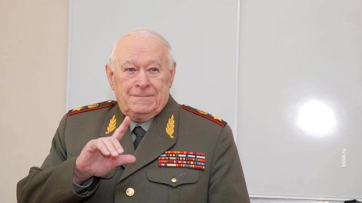 """Умер бывший начальник """"идеологического"""" управления КГБ Филипп Бобков"""