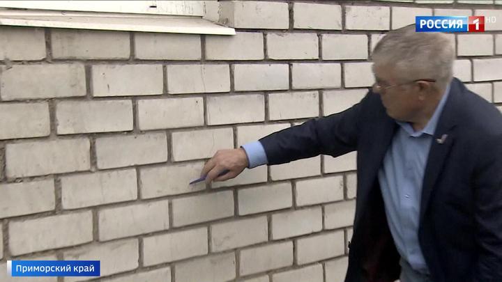 Из аварийного жилья в аварийное: жители Уссурийска недовольны качеством новых домов
