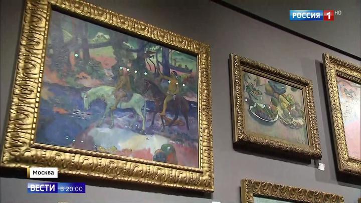 """Выставка """"Щукин. Биография коллекции"""" открывается в Пушкинском музее"""