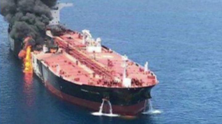 Российские моряки с атакованного танкера летят домой