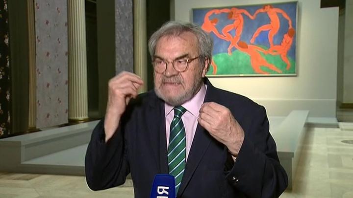 Внук известного мецената Щукина получил российский паспорт