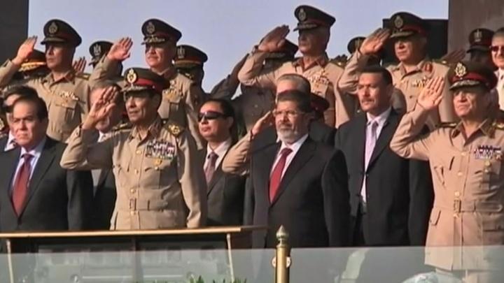 Причина смерти Мухаммеда Мурси - сердечный приступ
