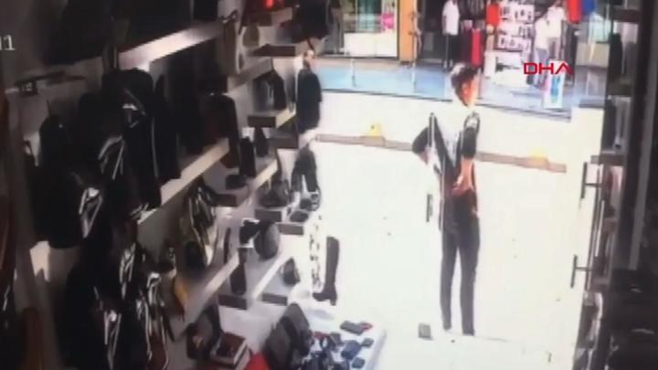 Россиянин пострадал в перестрелке с грузинскими грабителями в Стамбуле