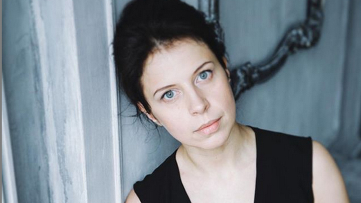 Актриса и кинорежиссёр Ирина Киреева.