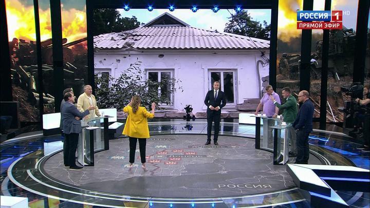 60 минут. Обстрелы Донбасса продолжились с новой силой