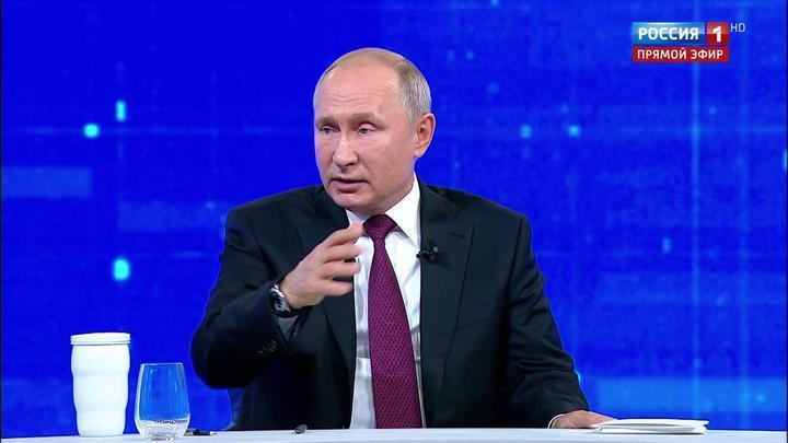 Путин: никто раньше не считал, сколько стоит вывоз мусора