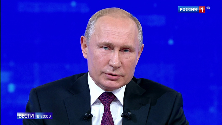 Зачем нужны нацпроекты и за что бывает стыдно: Путин ответил на вопросы россиян
